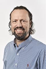 Porträtfoto von Peter Diserens
